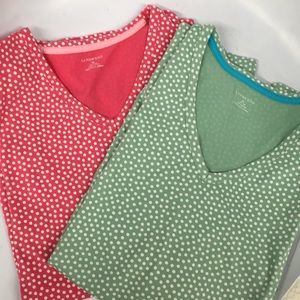 Lot of Two Lands End Tops